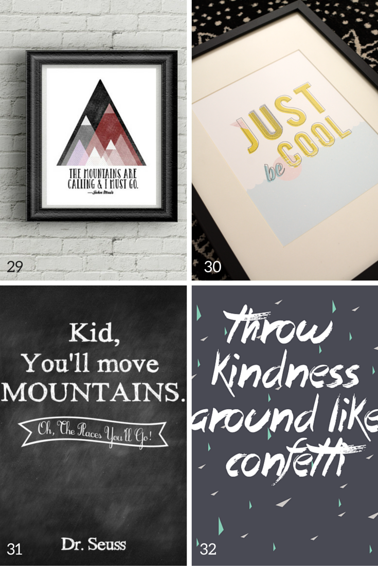 free kids art prints