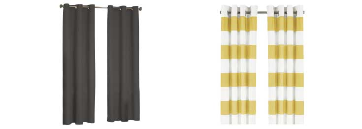 Curtains for gender neutral nursery