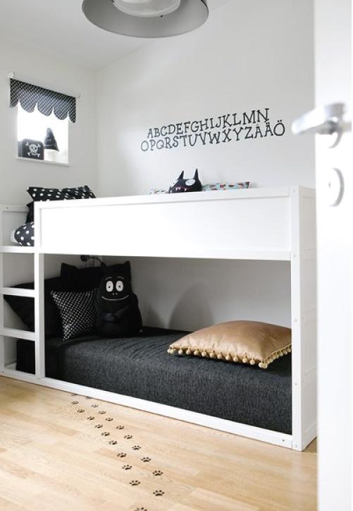 kids room ideas | bunk beds | kids printables