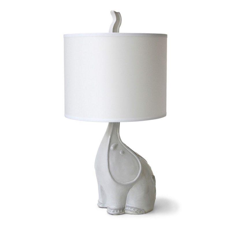 Elephant Nursery | Elephant Lamp | Johnathan Adler