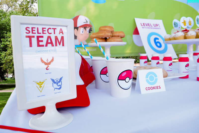 Join in on all the Pokemon go craze by planning your child a Pokemon go themed party. It's easy with this printable pack.