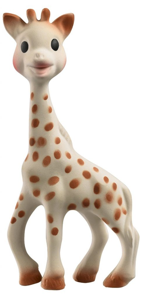 Baby's First Christmas Gift Ideas   Sophie the Giraffe   Safe teething toy