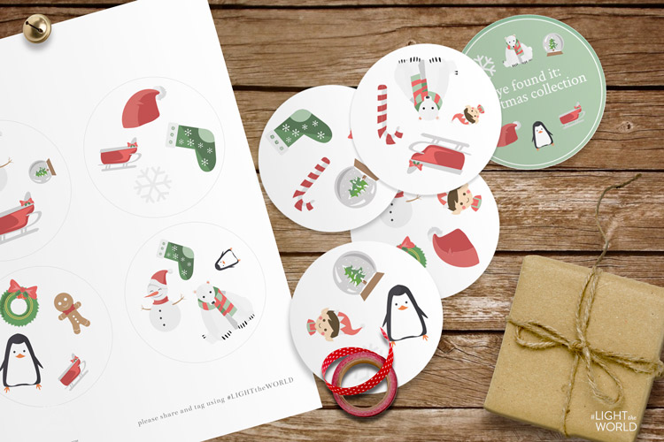Free Christmas printables | Christmas tags | Christmas stationary | Coloring Pages