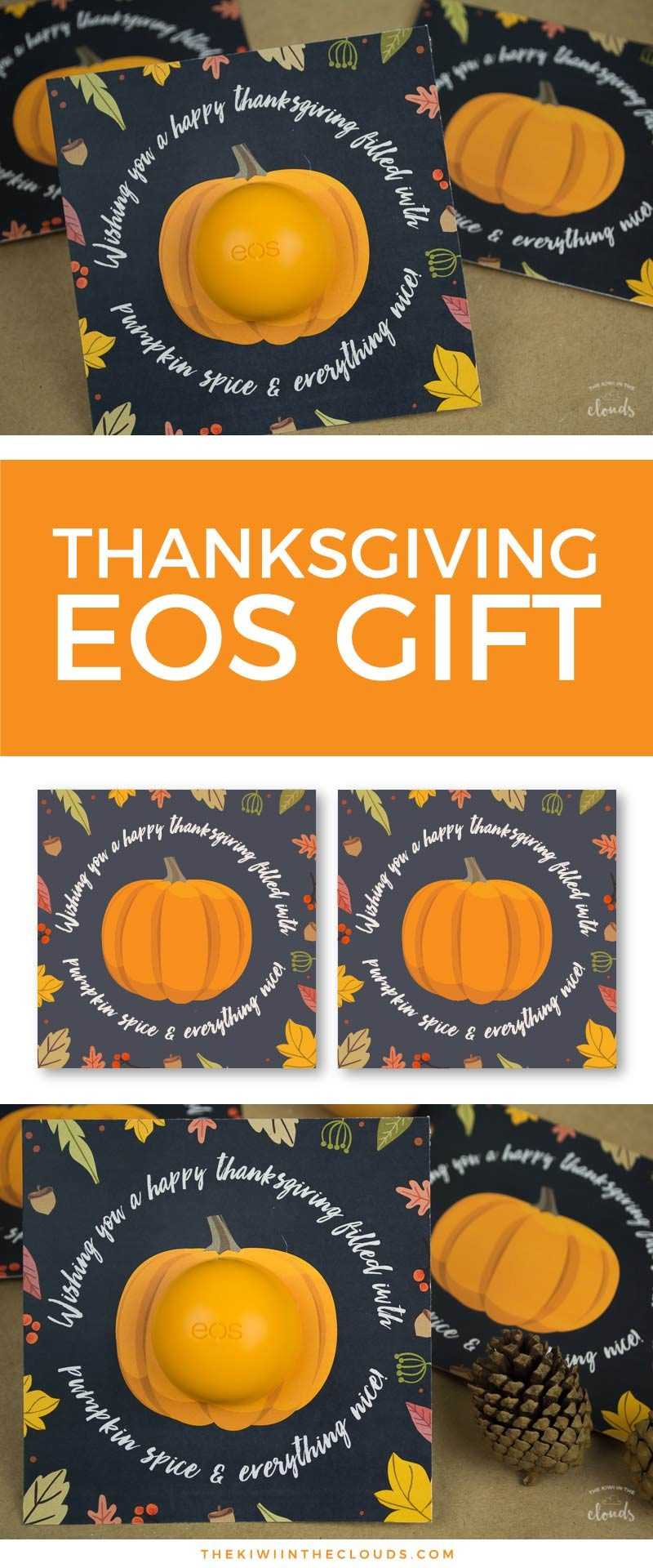 Thanksgiving Gifts | EOS gift | Small Gift Idea