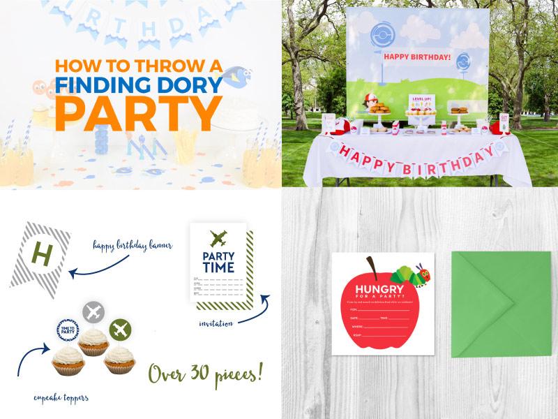 free party printables | free printables