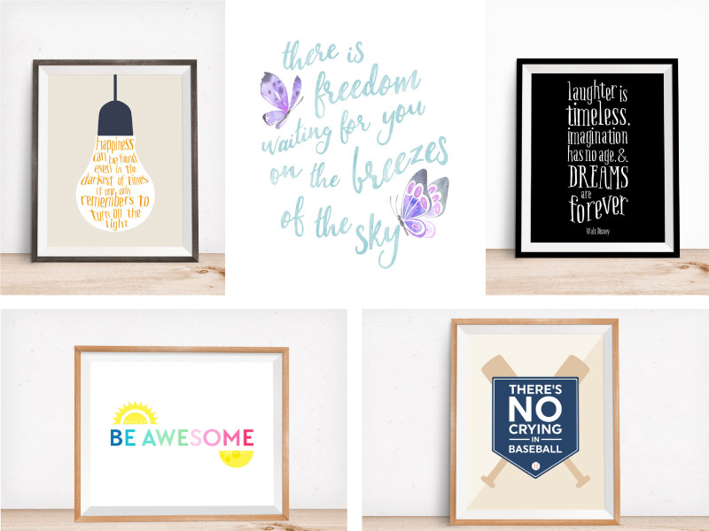 free printable wall art | free printable