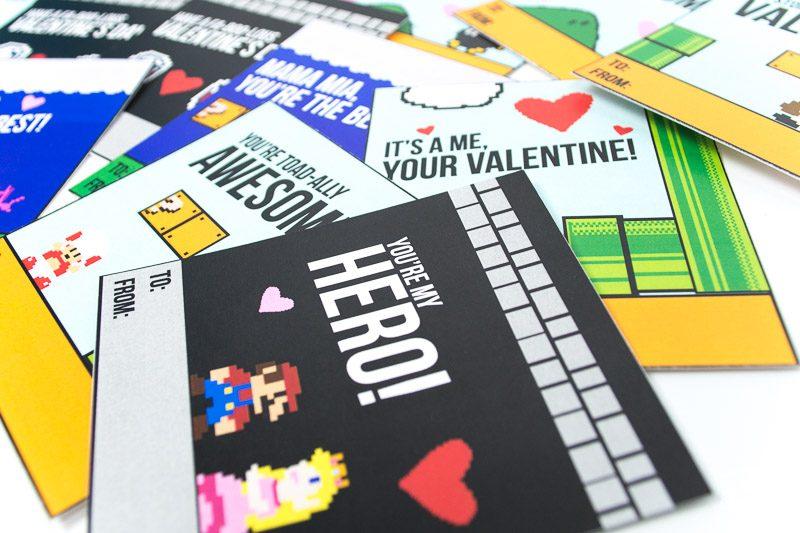 valentines ideas | valentines printables | free printables