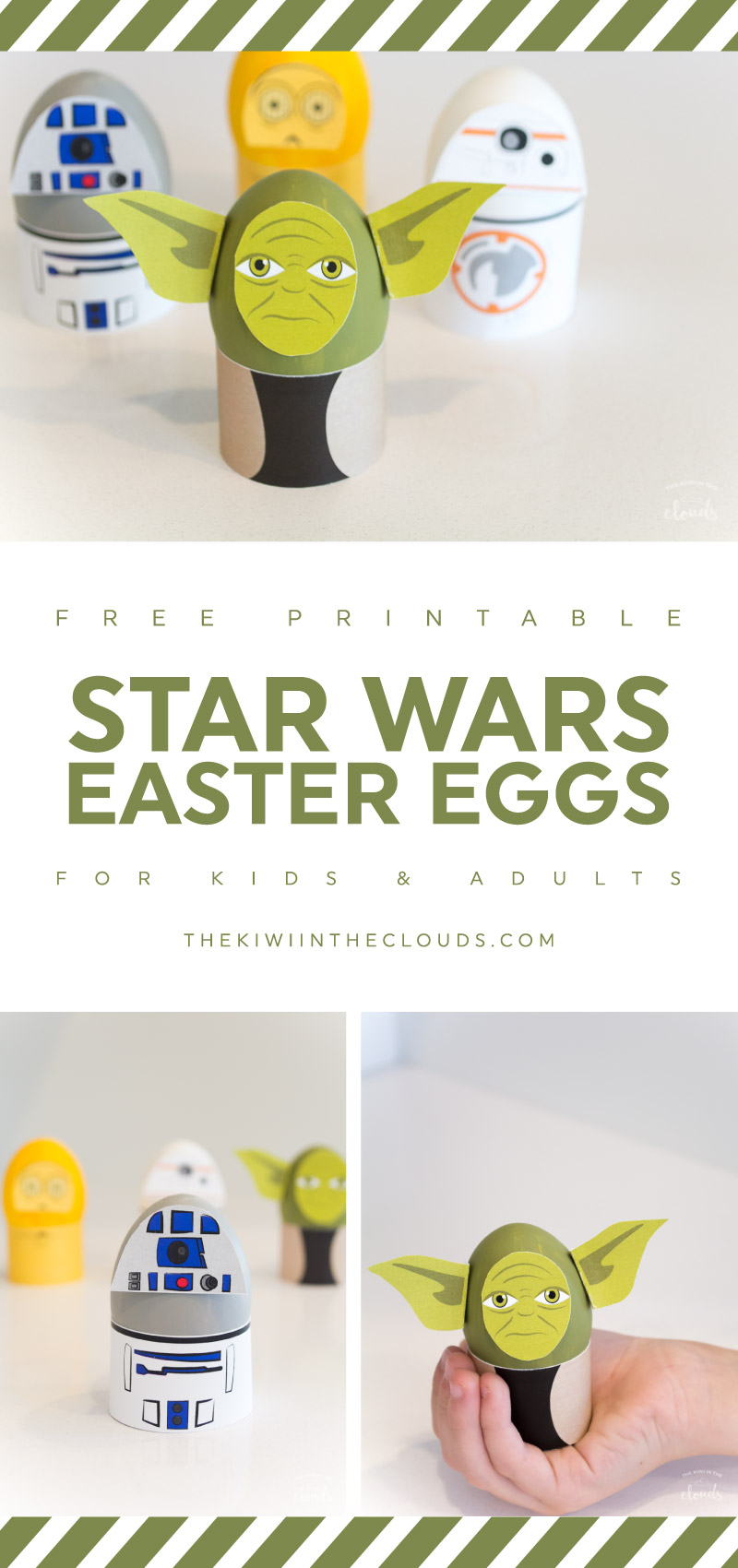 Star Wars Kids | Printables For Kids | Easter Eggs For Boys