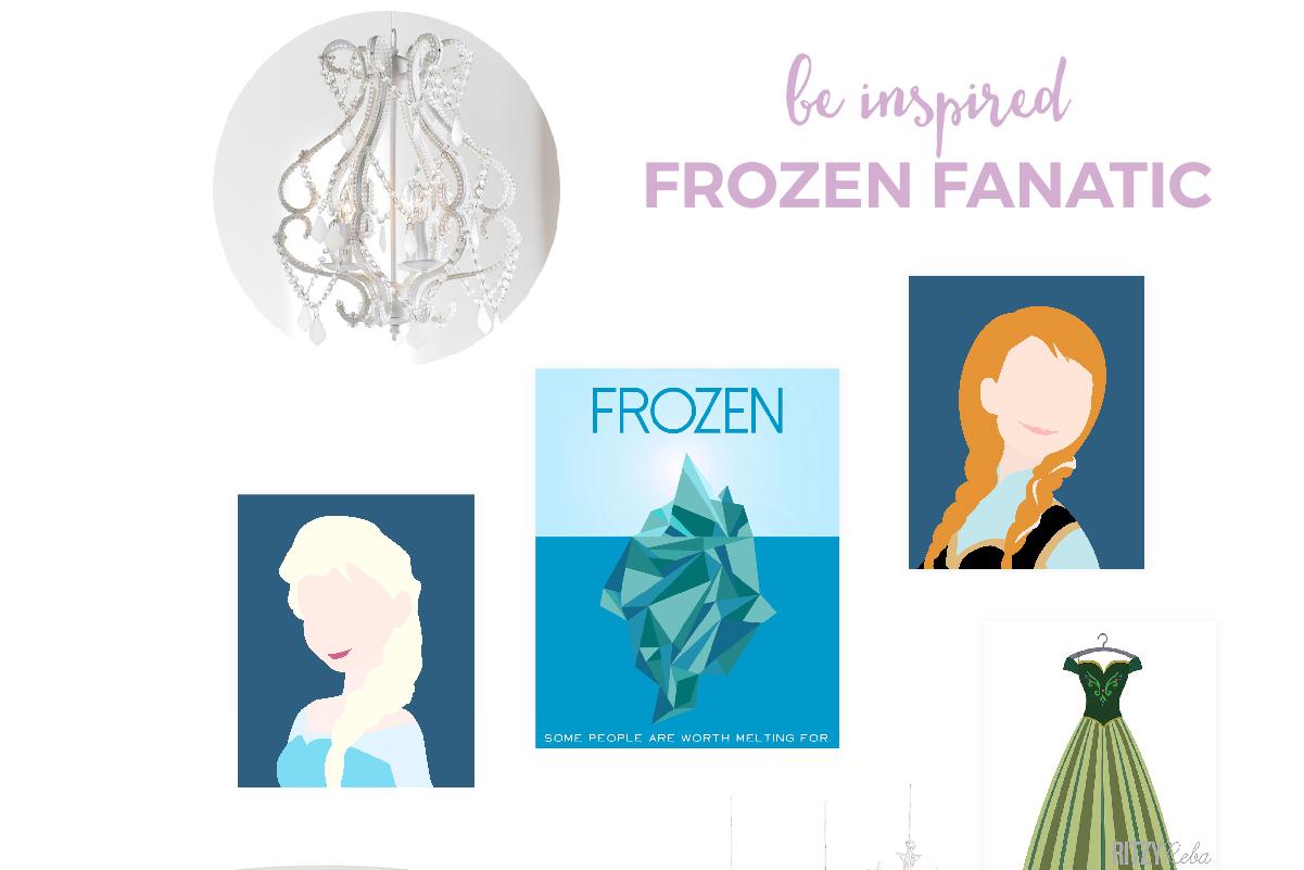 Frozen Girls Bedroom Idea