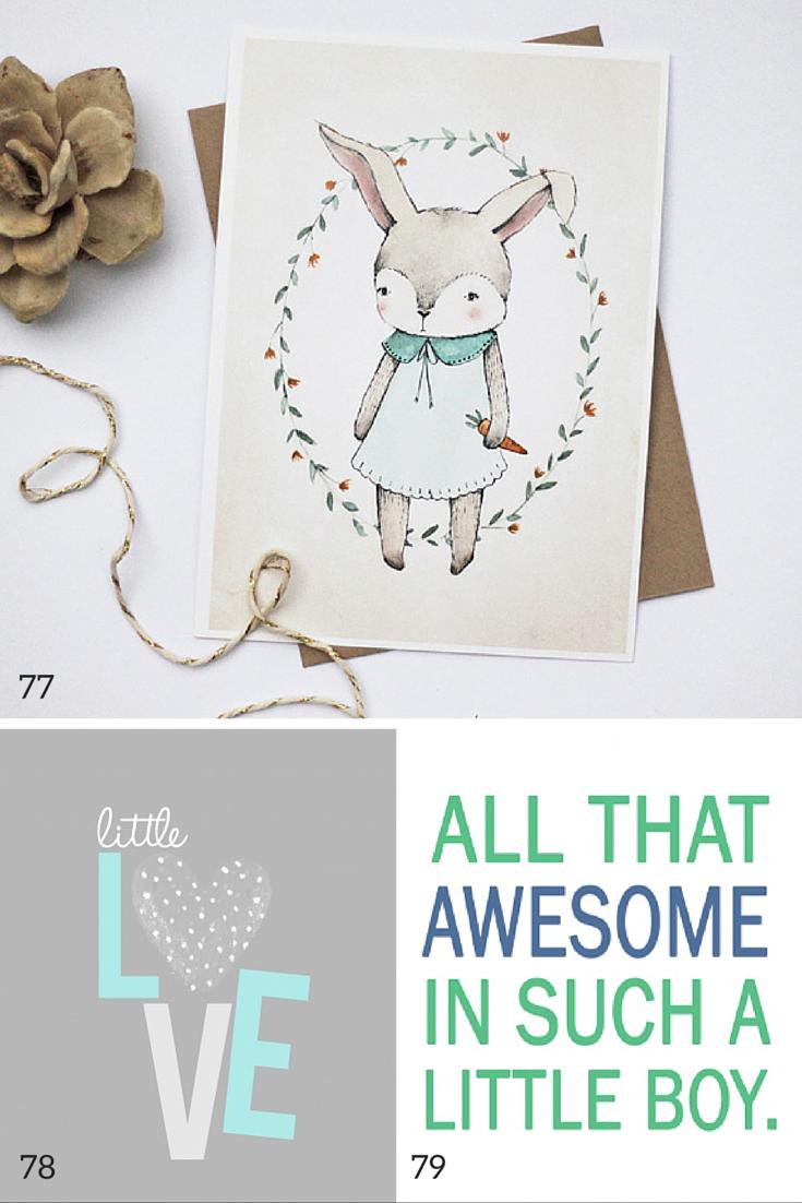 100 Free Nursery Printables That Ll Look Good In Every