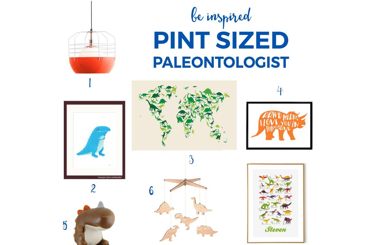 Dinosaur Nursery