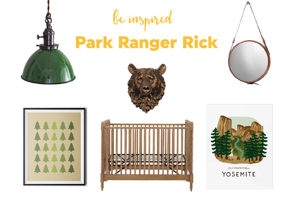 Park Ranger Rick Yosemite Nursery