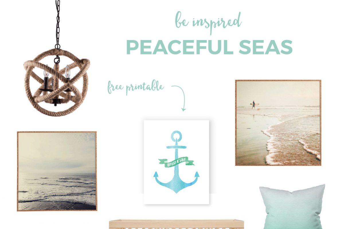 Nautical Nursery Theme