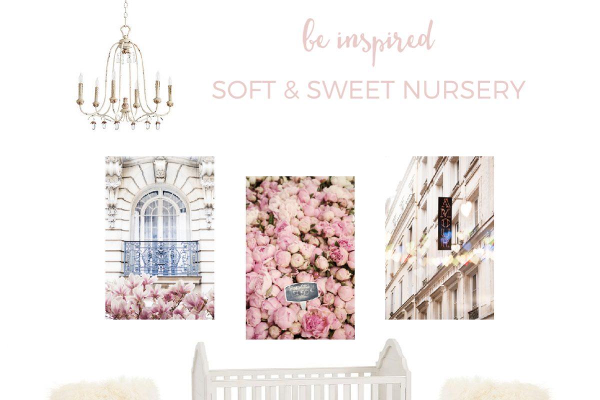 Soft & Sweet Baby Nursery