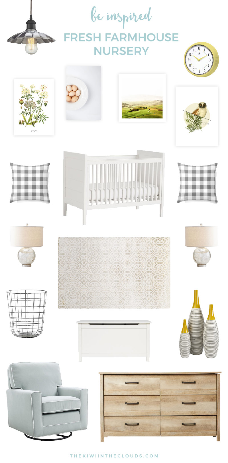 How To Design A Fixer Upper Nursery That Joanna Would Love