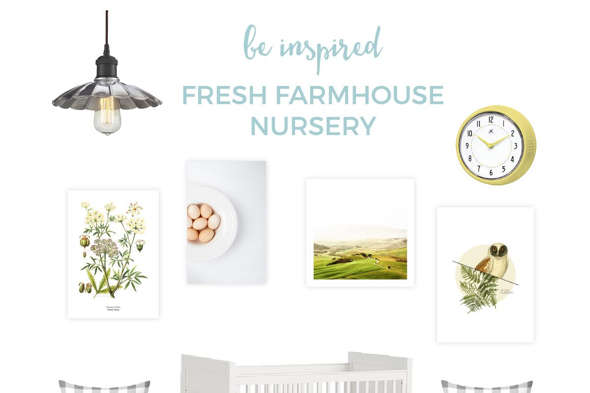 Love that iconic Fixer Upper style but you're not sure how to recreate it at home? Then come check out this Fixer Upper nursery that brings all the classic Joanna Gaines elements into your little baby's room. It's the perfect farm house style nursery!