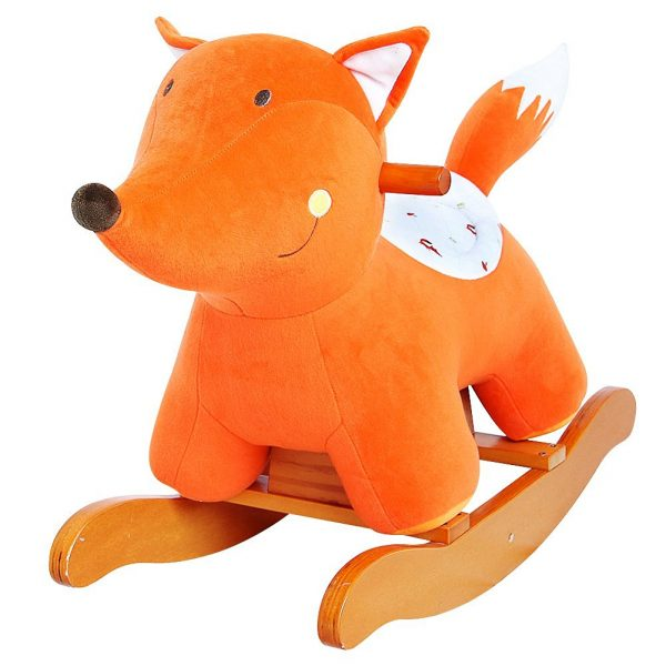 Baby's First Christmas Gift Ideas | Rocking Horse Fox | Kids Gift Idea