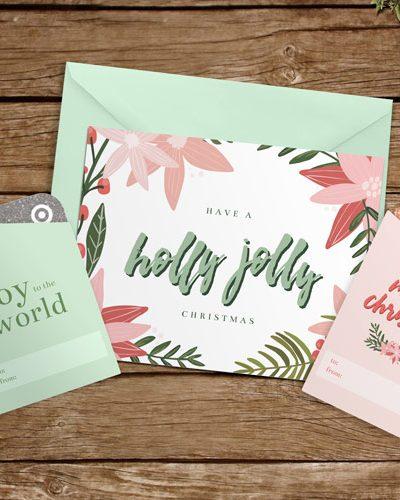 Free Christmas printables | Christmas tags | Christmas stationary | Coloring Pages
