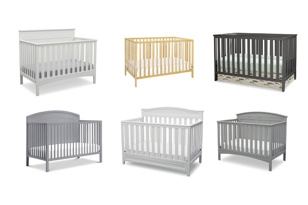 12 Cheap Baby Cribs That Are Actually Stylish July 2019