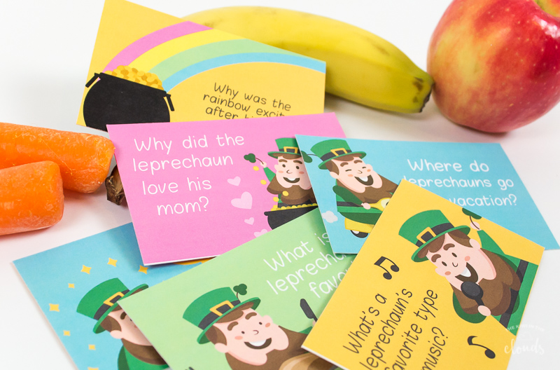 free printables for kids | lunch printables