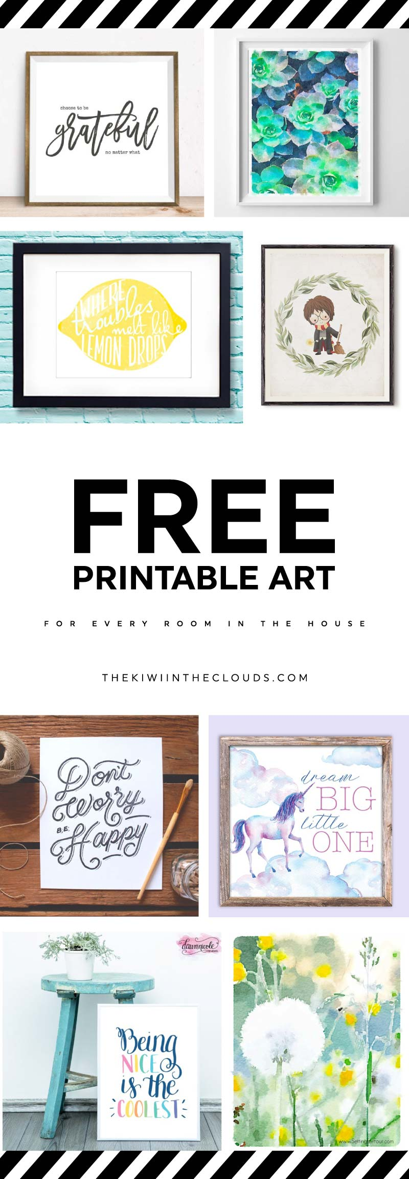 Printable Stencils For Kids Rooms