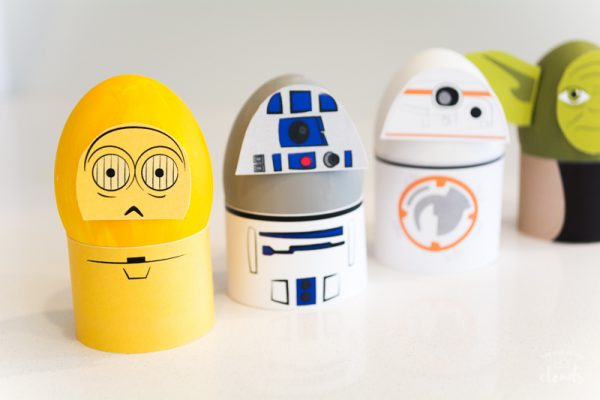 Easter printables | Star Wars crafts