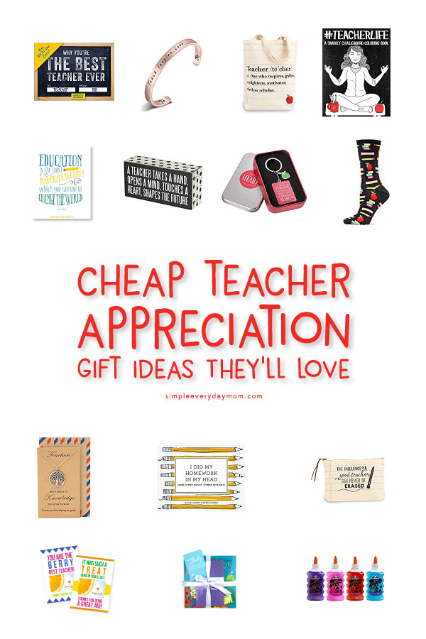 14 teacher appreciation gifts