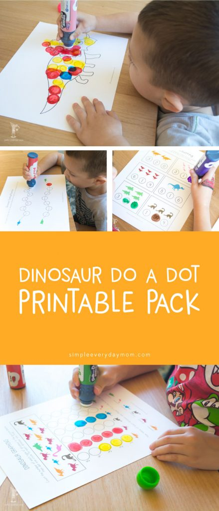 do a dot printables   dinosaur activities   learning activities