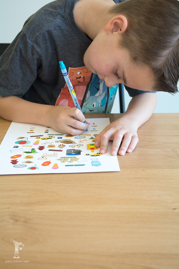 free printable ispy | book activity | have you seen my dragon activities |