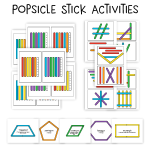 popsicle stick activities