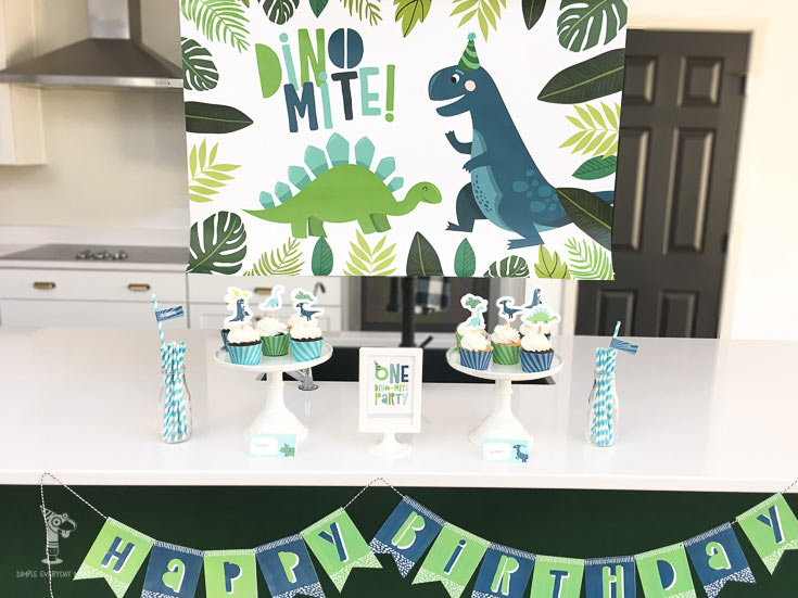 5Kshares Share Tweet Pin Throw Your Little One A Perfect Dinosaur Birthday Party