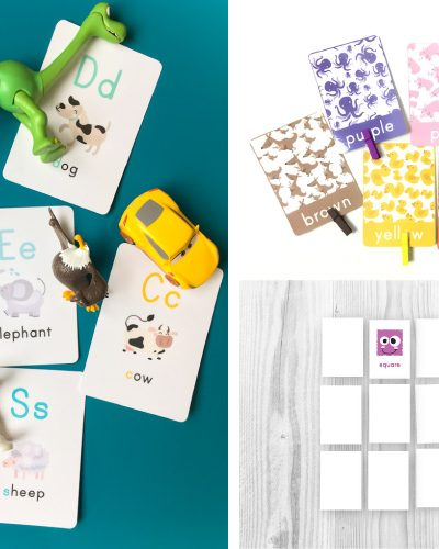 flashcards for toddlers