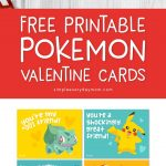 Pokemon Valentines Cards | Kids will love these printable Pokemon cards featuring bulbasaur, pikachu, charmander, Ash and jigglypuff! They're bright, colorful and fun! #pokemon #pikachu #bulbasaur #charmander #valentinesforkids #printablesforkids #simpleeverydaymom #ichooseyou #valentinesdaycrafts #elementaryschool #gottacatchemall #valentines