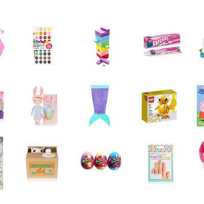 Easter basket fillers for girls
