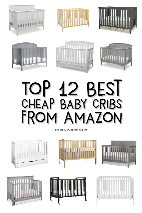 Best cheap baby cribs from Amazon