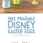 Disney Easter Egg Decorating Ideas