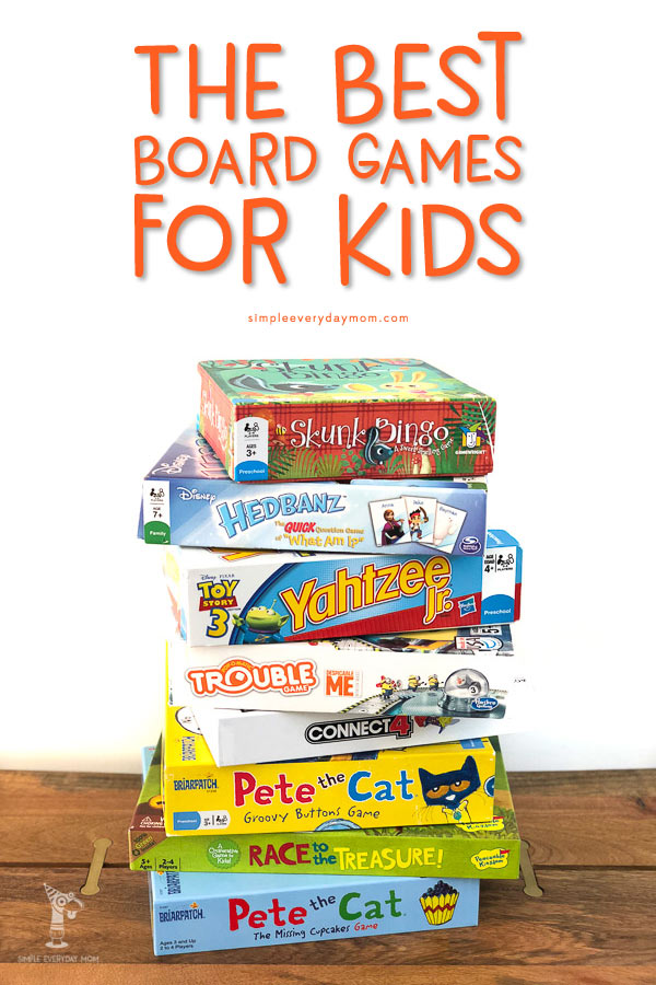 Kids' Board Games