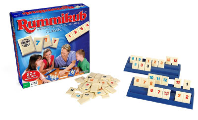 Best Educational Games Kids: Rummikub