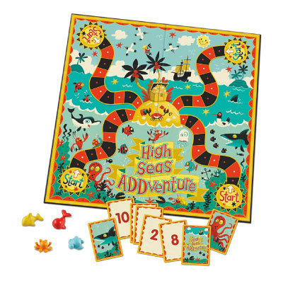 Best Math Games For Kids: High Seas Addventure