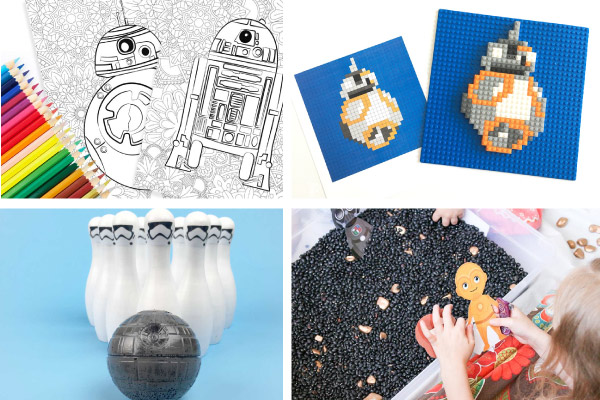 free star wars printables for kids that are out of this world