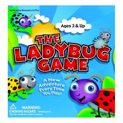 Learning Board Game: The Ladybug Game