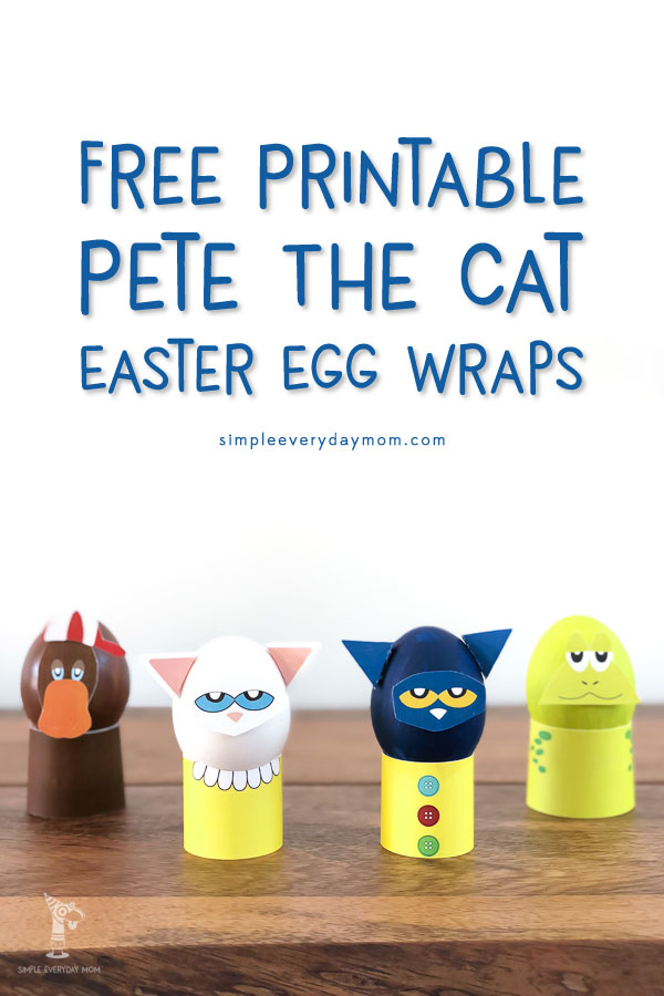 Pete The Cat Easter Eggs