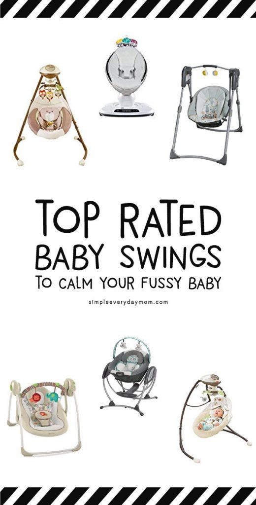 top baby swings