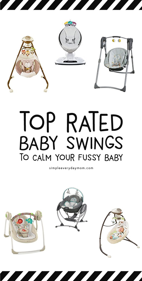 The 5 Best Baby Swings That Will Save Your Sanity March 2021