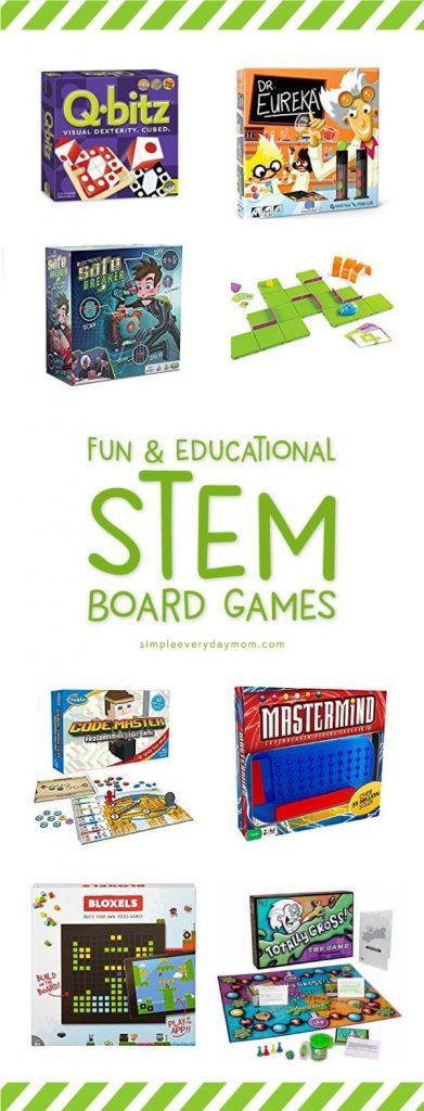 Best STEM board games