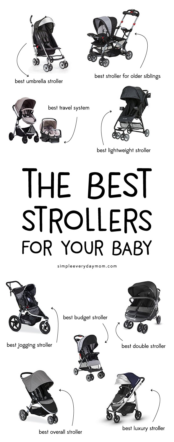 9 baby strollers