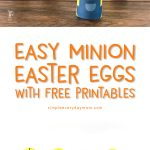 Despicable Me Minion Easter Eggs