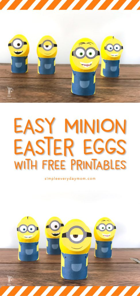 Despicable Me Minion Easter Eggs