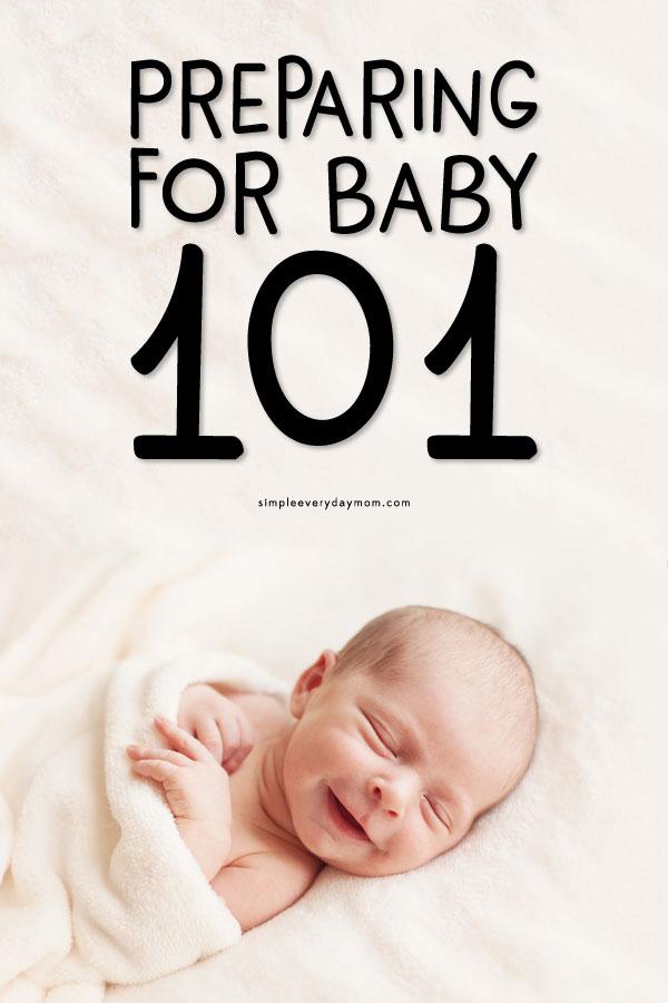 Baby in cream blanket