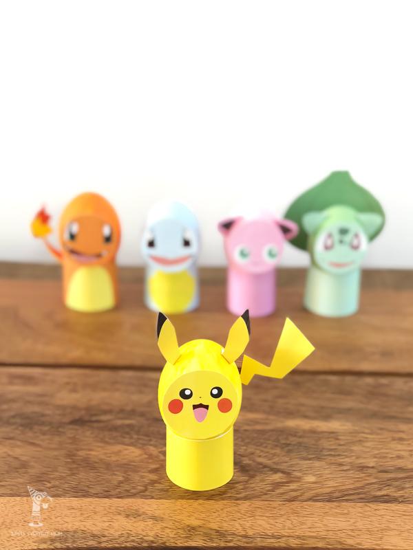 Pikachu Easter Egg